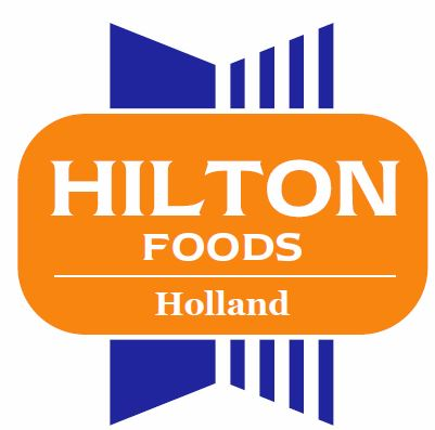 Logo Hilton Foods Holland